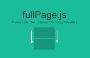 full page javascript