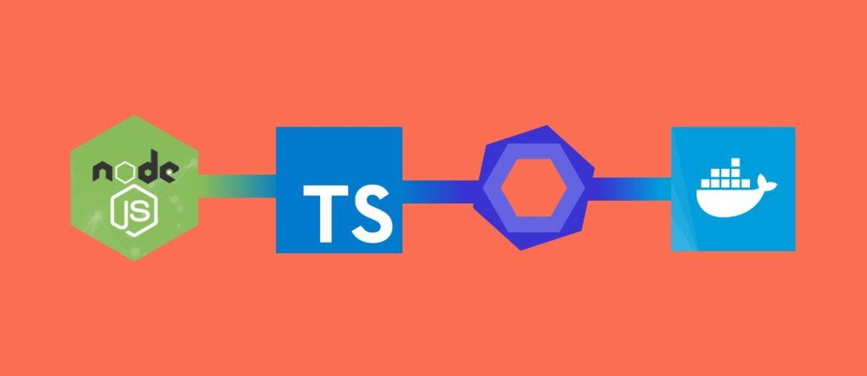 node typescript eslint docker