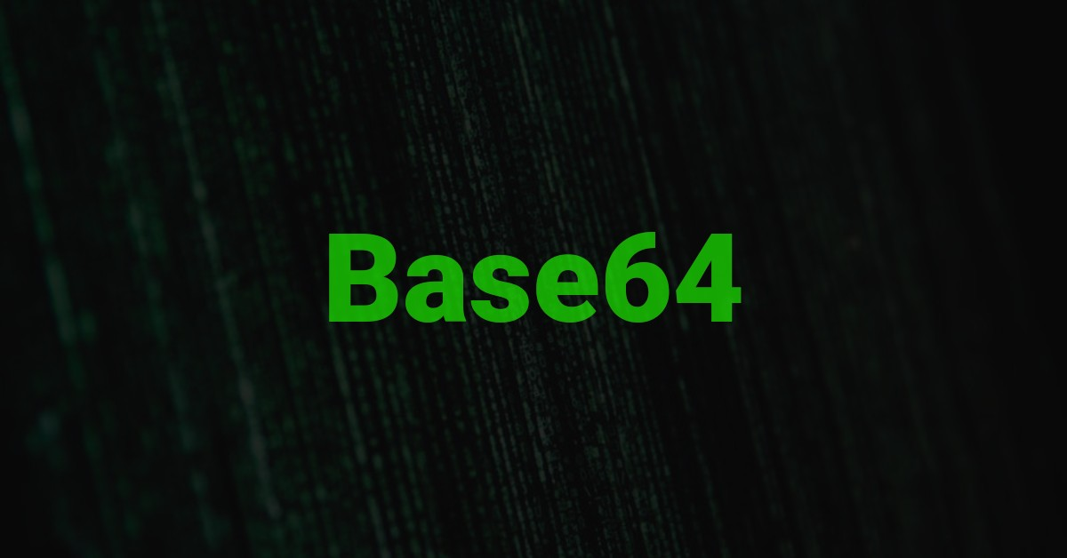 base64 wallpaper