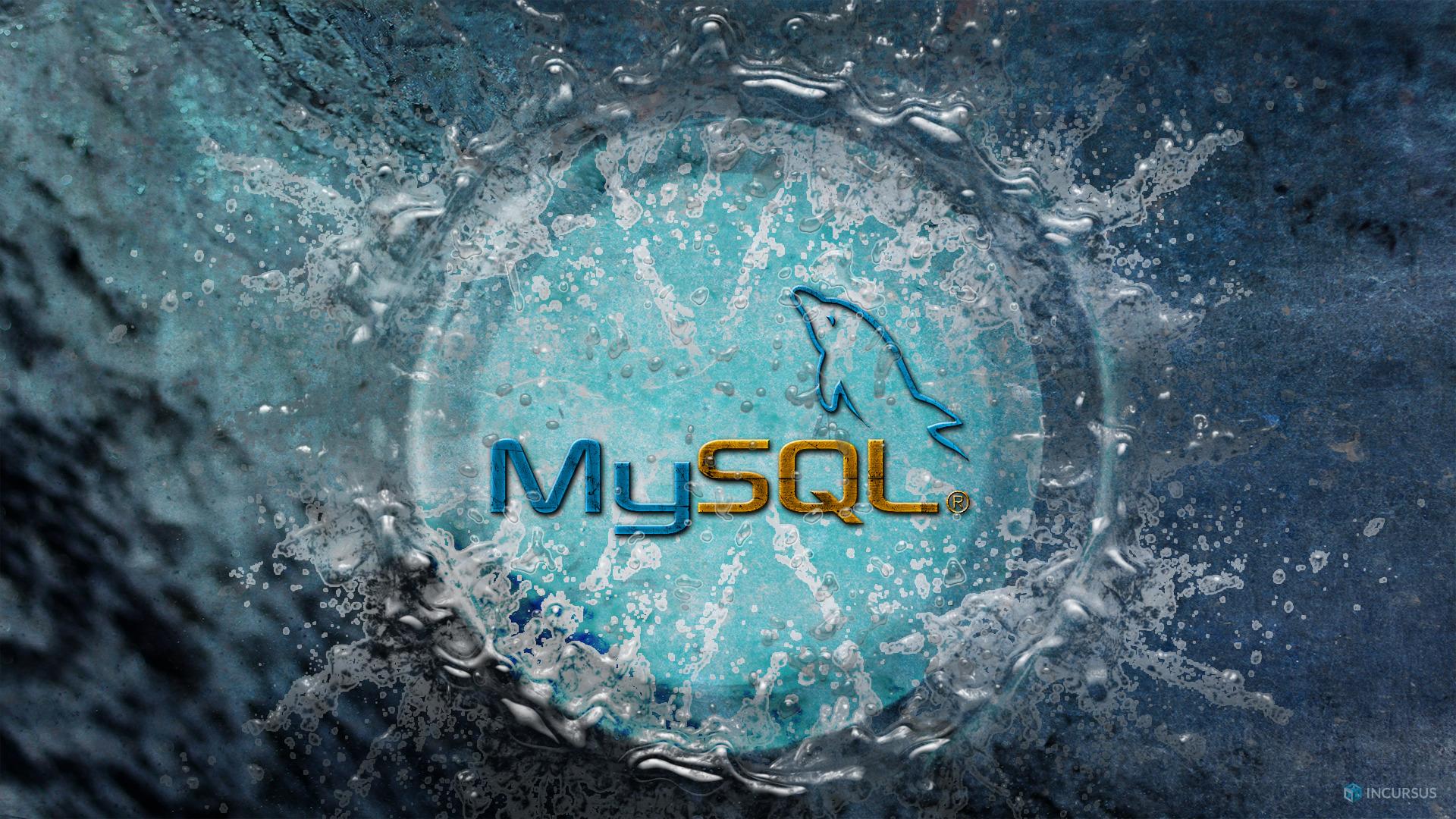 MySQL Papel de Parede