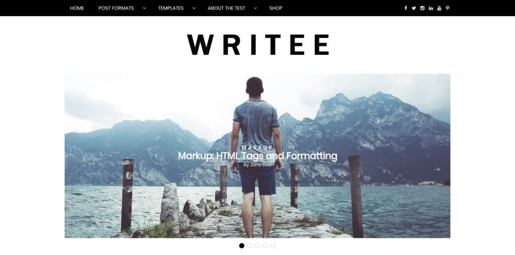 Tema Writee