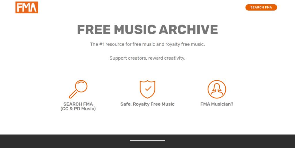 FMA - Free Music Archive