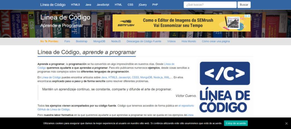http://lineadecodigo.com/