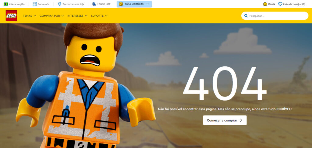 Lego 404