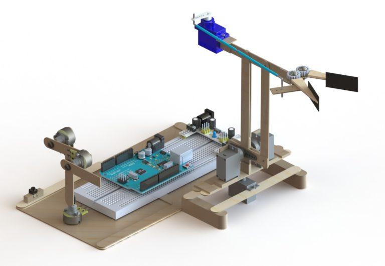 Braço Robótico - Arduino