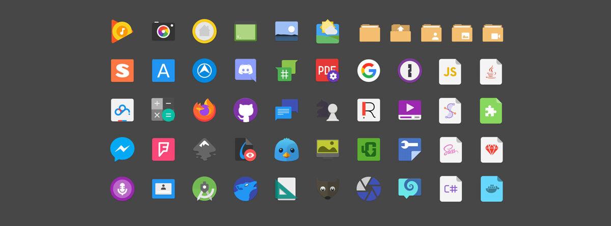 Melhores temas de ícones para Ubuntu e Linux Mint (Debian)